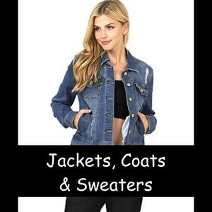 Other - Jackets, Coats & Sweaters